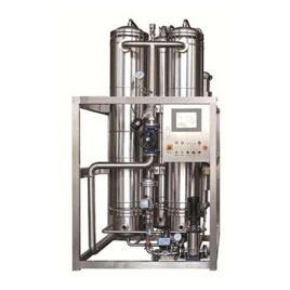 蒸餾水注射用(yong)水設備